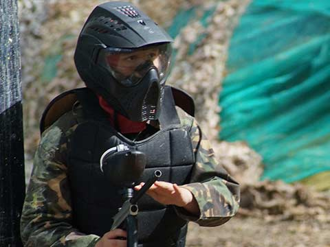 Low Impact Paintball Norfolk