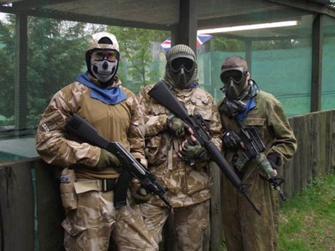 Airsoft Norfolk
